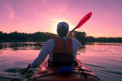 kayaking anna maria